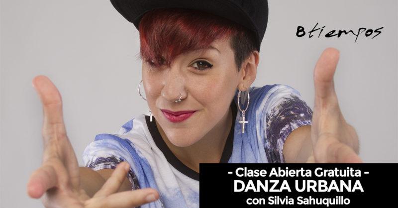 Clase abierta gratuita de Danza Urbana